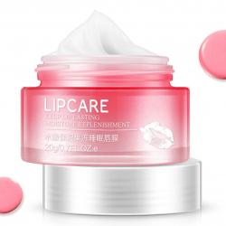 Питательная ночная маска для губ BioAqua Lip Sleeping Mask (20g)
