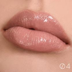 Блеск д/губ с эффектом объёма и влажным финишем «Paradiso Wet Lip Gloss» RELOUIS 3гр. Тон:4 FIRST DATE NEW
